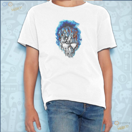 Fortnite Recon Specialist Skull Morph Kids T-Shirt